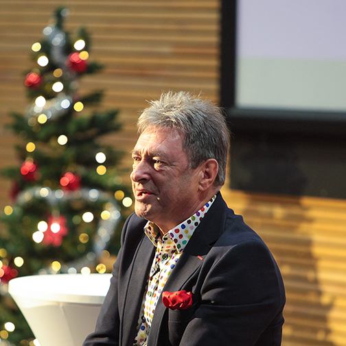 Photo of Alan Titchmarsh
