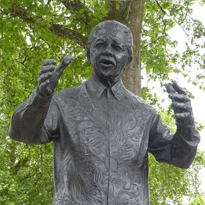 University of Winchester conference celebrates 100th anniversary of Nelson Mandela's birth