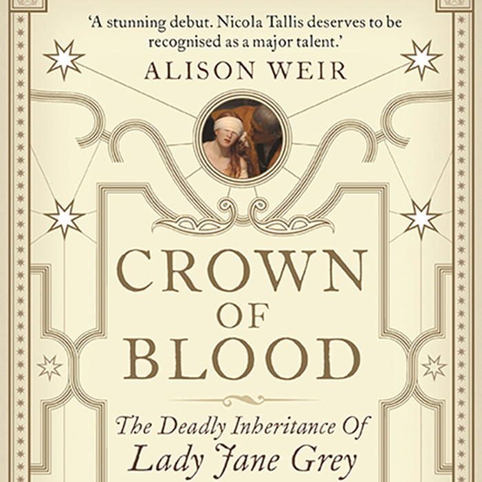 Rave reviews for University of Winchester PhD student's debut book retelling the story of Lady Jane Grey