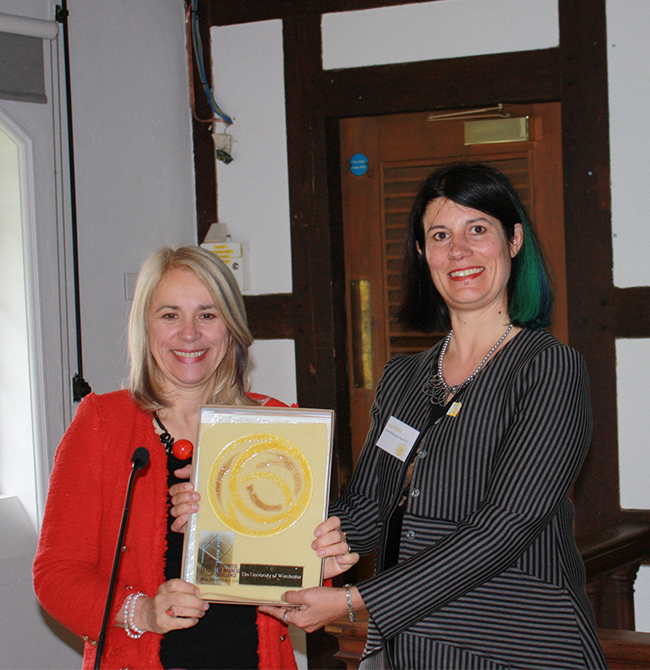 University of Winchester wins Social Enterprise Gold Mark