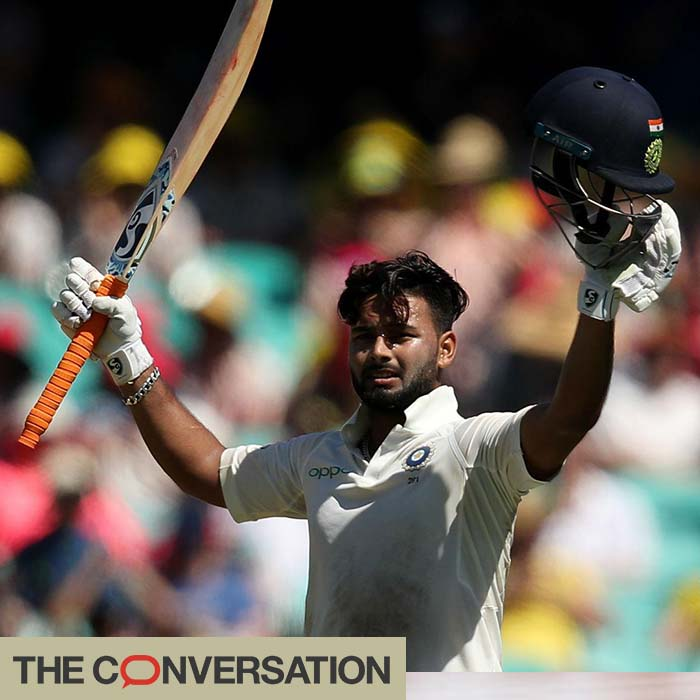 Rishabh Pant's historic innings against Australia can be explained with psychology