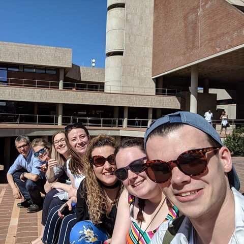 Expect the unexpected: Winchester-Mandela Museum Exchange 2018