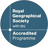Royal Geographical Society - Accredited