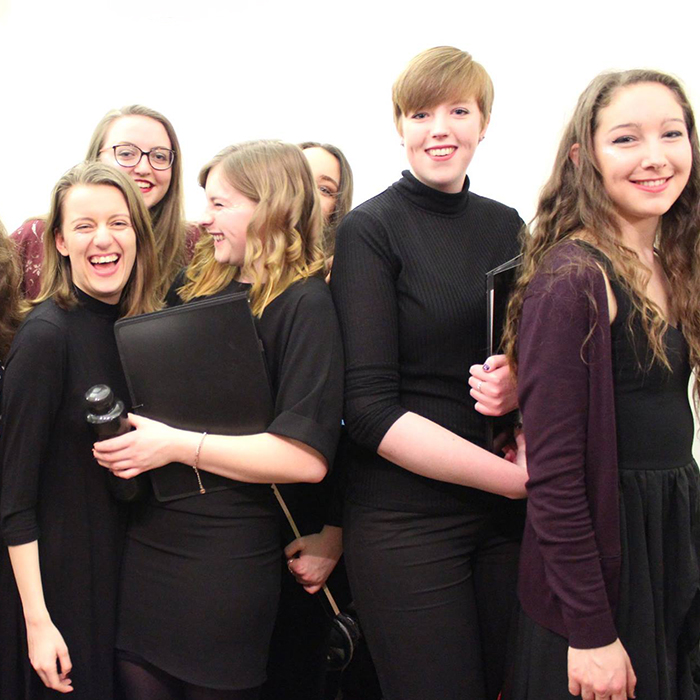 Five reasons to join the University of Winchester Music Centre