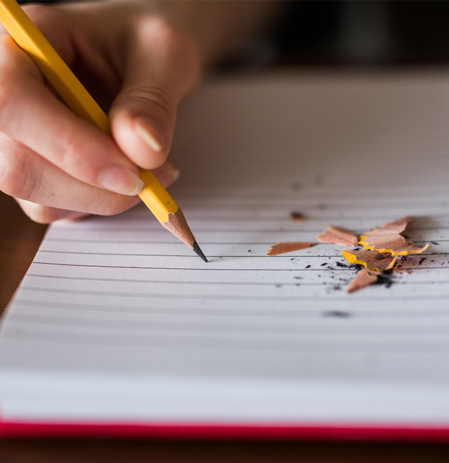How to write your personal statement in three steps