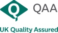 QAA UK Quality Assured logo